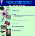 Hainault Forest Guide to Animal Tracking