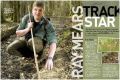 Ray Mears explains what tracking can reveal